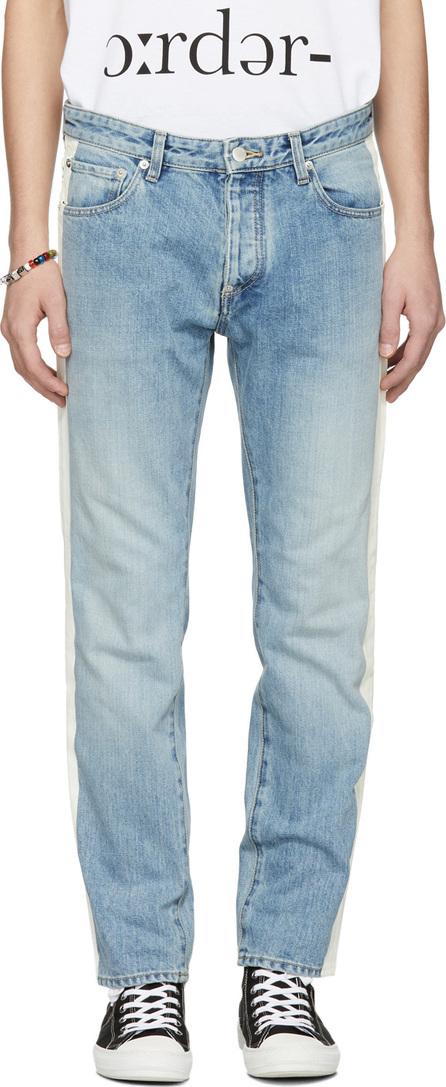 Ambush Blue Nobo Stripe Jeans