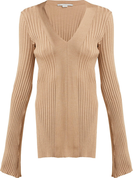 Stella McCartney Ribbed V-neck sweater