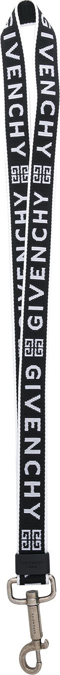 Givenchy Obsedia logo keychain