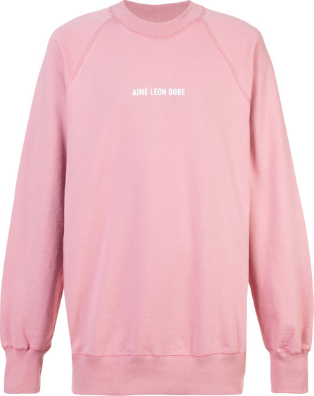Aimé Leon Dore Logo print sweatshirt