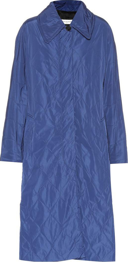 Dries Van Noten Quilted coat
