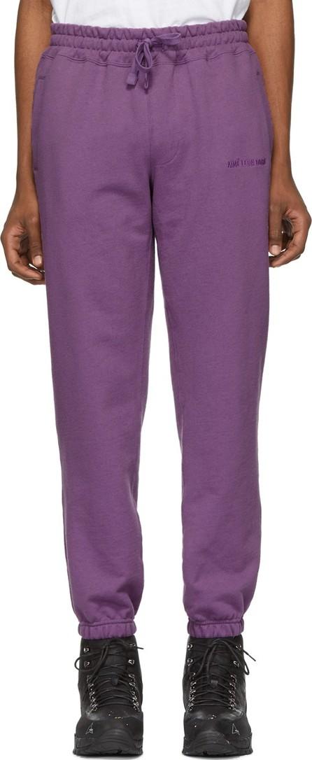 Aimé Leon Dore Purple French Terry Lounge Pants
