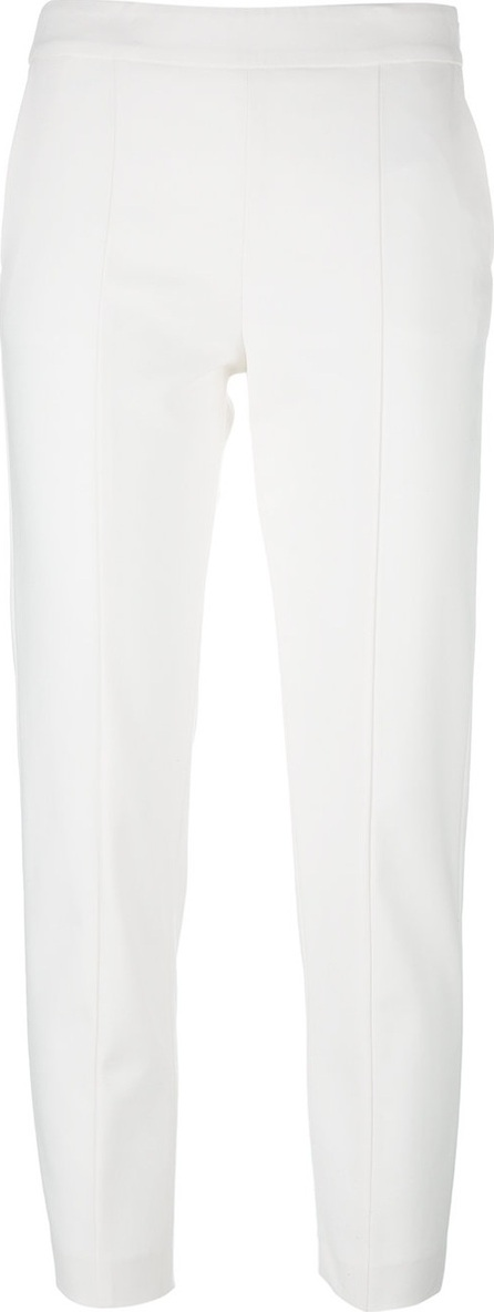 Blumarine fitted cropped pants