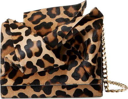 Nº21 Small Leopard-Print Shoulder Bag