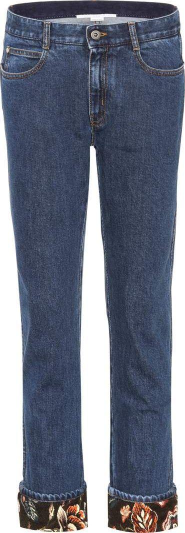 Stella McCartney Cropped jeans