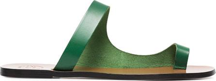 ATP Atelier Dina leather flat sandals