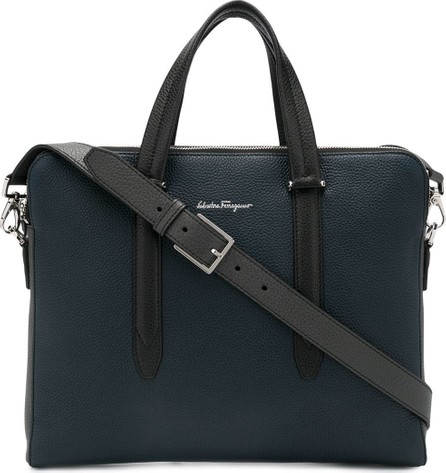 Salvatore Ferragamo Leather laptop bag