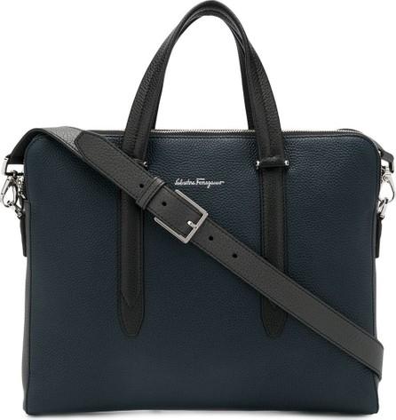Salvatore Ferragamo Leather laptop bag