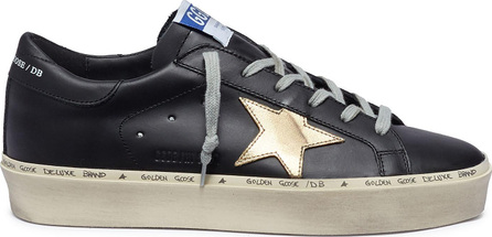 Golden Goose Deluxe Brand 'Hi Star' leather flatform sneakers