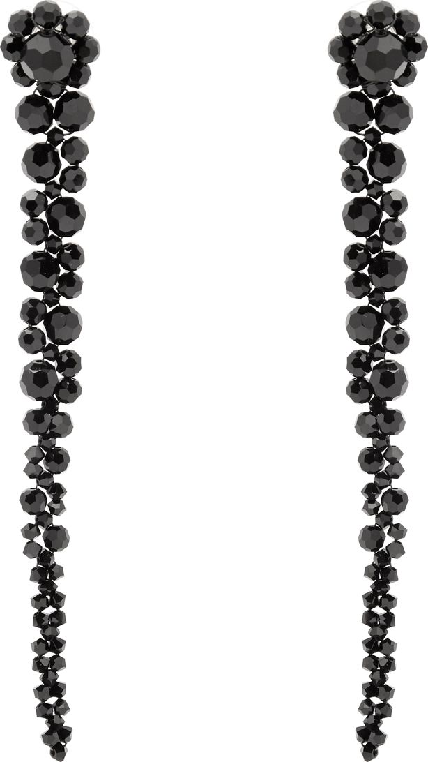 Simone Rocha - Beaded drop earrings