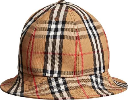 Burberry London England Vintage Check Bucket Hat