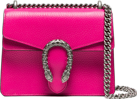 Gucci Small pink Dionysus shoulder bag