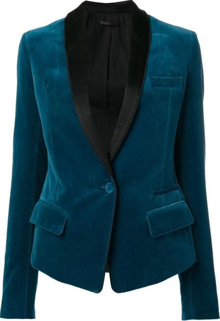 Haider Ackermann Tailored velvet blazer