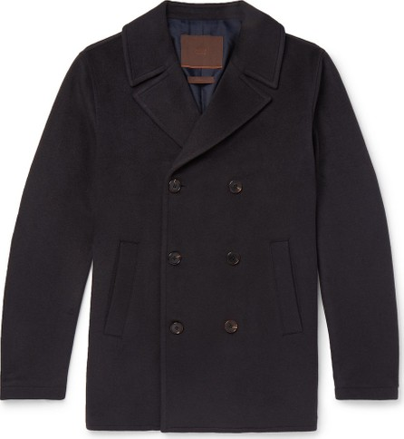 Altea Double-Breasted Cashmere Peacoat