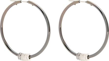 Spinelli Kilcollin Pegasus Gris diamond & white-gold earrings