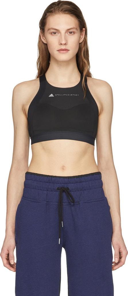 Adidas By Stella McCartney Black P Ess Sports Bra