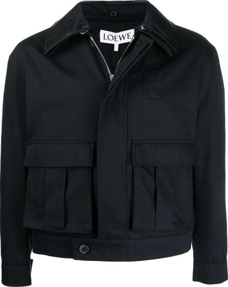 LOEWE Patch pocket jacket