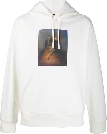 Oamc Graphic print hoodie