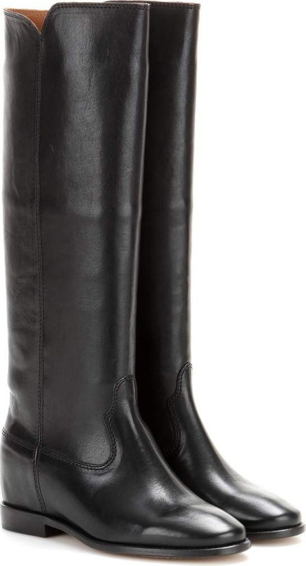 Isabel Marant Exclusive to Mytheresa – Chess leather boots