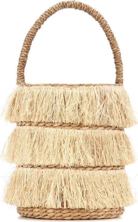 KAYU Lolita woven bucket bag