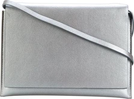 Aesther Ekme metallic clutch