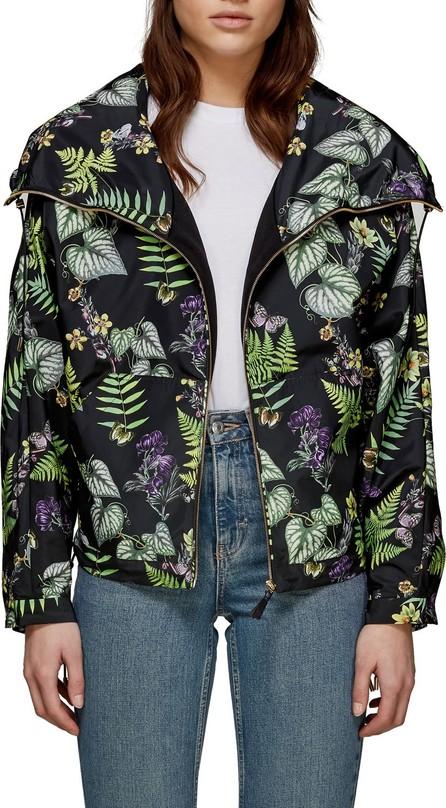 Mackage Fresia Packable Water-Repellent Leaf-Print Jacket