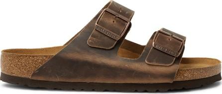 Birkenstock Arizona Oiled-Nubuck Sandals