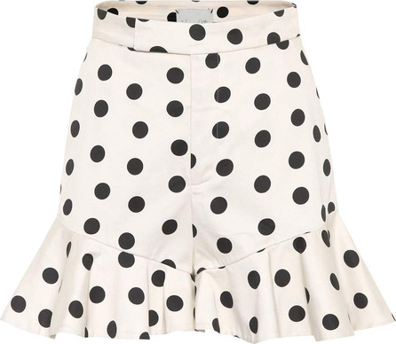 Johanna Ortiz Exclusive to mytheresa.com – San Blas polka-dot cotton shorts