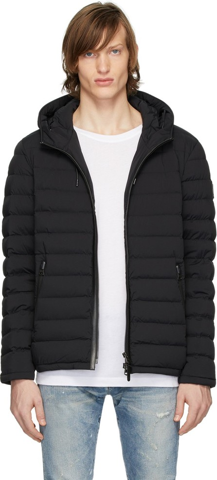 Mackage Black Down Mike Jacket
