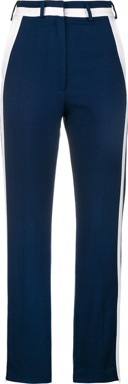 Richard Malone Skinny Tux trousers