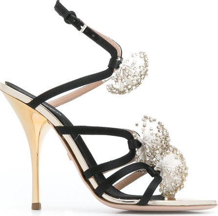 Giambattista Valli Embellished strappy sandals