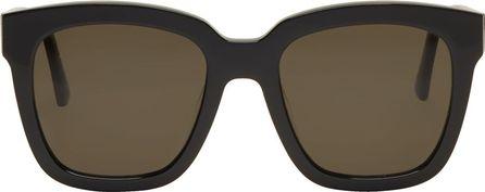 Gentle Monster Black Large Dreamer Hoff Sunglasses