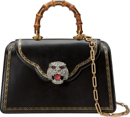 Gucci Gatto Medium Top-Handle Bag