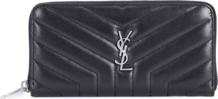 Saint Laurent LouLou leather wallet