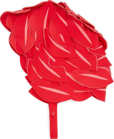 Adriana Degreas x Charlotte Olympia Pin Up Kiss layered swim cap
