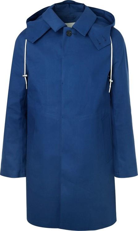 Mackintosh Bonded-Cotton Hooded Raincoat