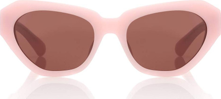 Dries Van Noten X Linda Farrow cat-eye sunglasses