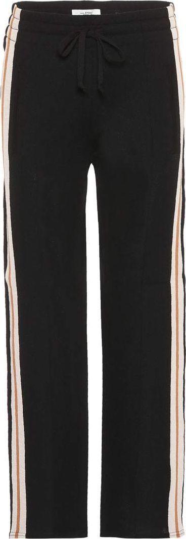 Isabel Marant Etoile Dobbs cropped trousers