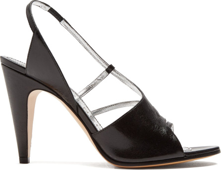 Givenchy Show Line leather high-heel sandals