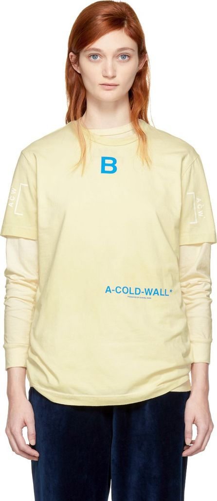 A-Cold-Wall* Tan Signature T-Shirt