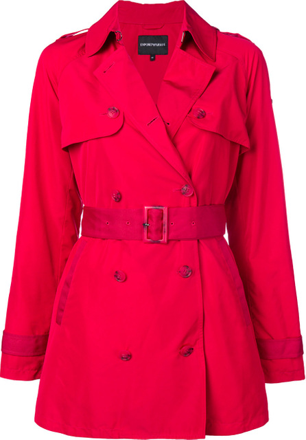 Emporio Armani Trench coat