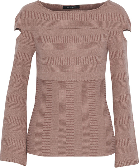 W118 by Walter Baker Kristen cutout knitted top