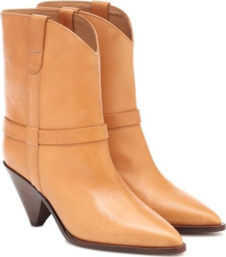 Isabel Marant Limza leather ankle boots