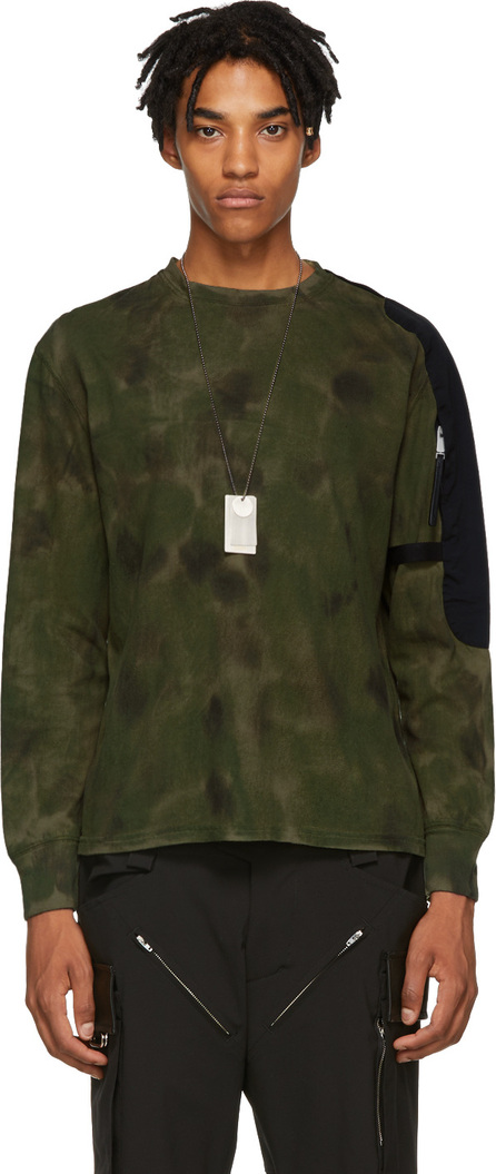 Alyx Green Camo Sling Long Sleeve T-Shirt