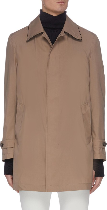 Brioni Waterproof trench jacket