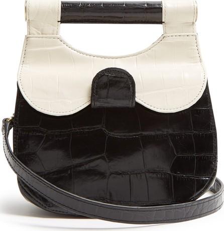 Staud Mini Madeline leather cross-body bag