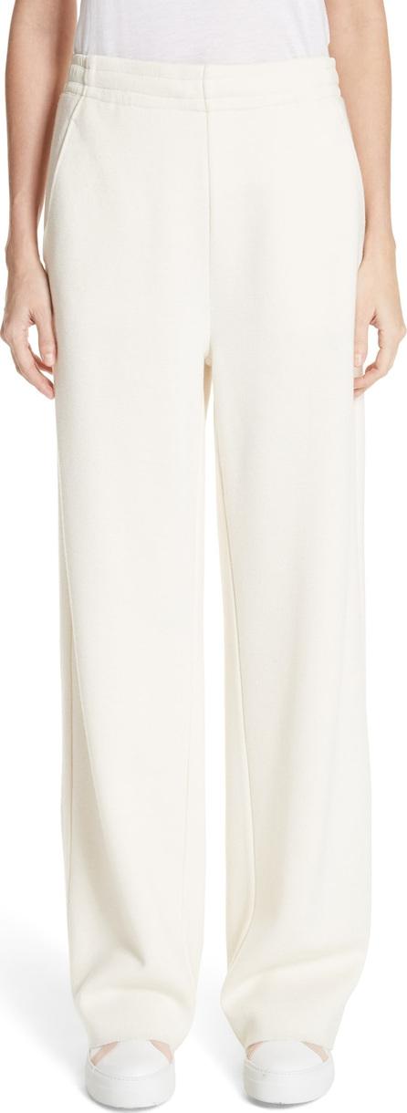 Moncler Spa Wool Blend Pants