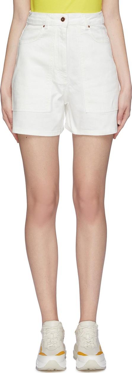 Aalto High rise denim shorts