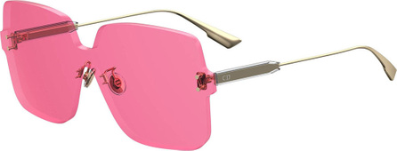 Dior ColorQuake1 Square Shield Sunglasses