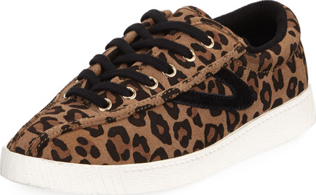 tretorn leopard print